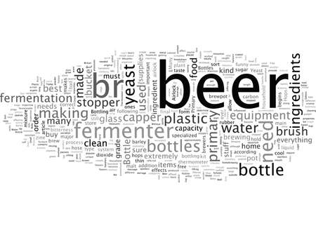 Beer how is it made