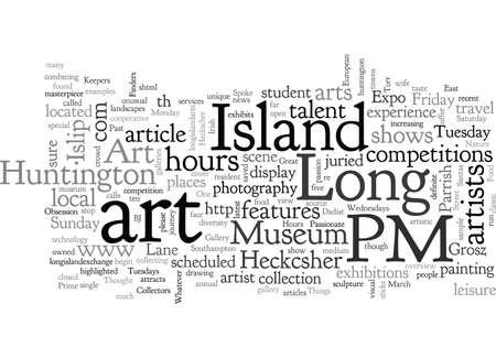 Art Destinations on Long Island