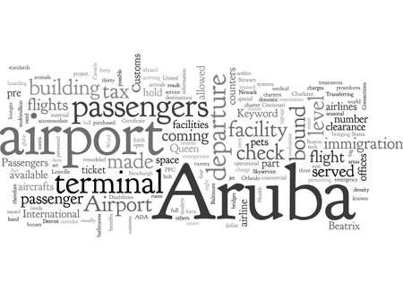 Arubas Airport