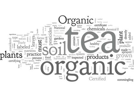 AThe Beauty of the Perfect Cup of Organic Tea