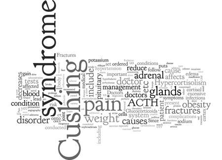 Back Pain and Hypercortisolism