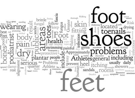 Athletes At Greater Risk For Foot Problems