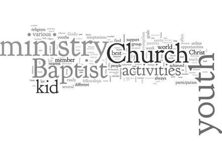 Baptist Church Youth Activities