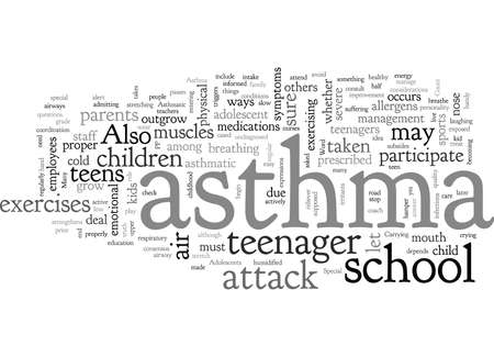 Asthma in Adolescents