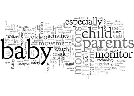 Baby Monitors and Their Role in the Safety of Your Child