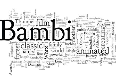 Bambi DVD Review