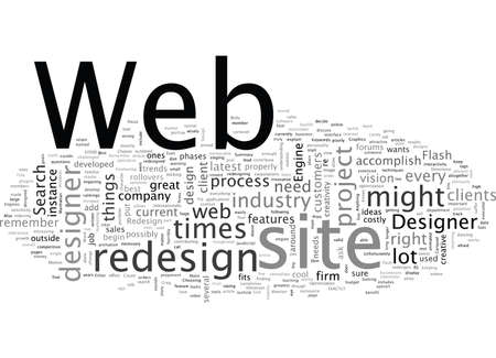 Before You Redesign Your Web Site
