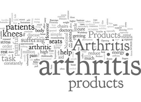 Arthritis Products