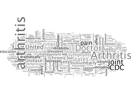 Arthritis and Chronic Joint Symptoms Stockfoto - 132215000