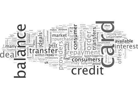 Avoid Credit Card Balance Transfers Pitfalls
