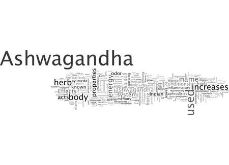 Ashwagandha de Indiase ginseng
