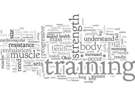 Balance ist der Schlüssel zum optimalen Körperbau