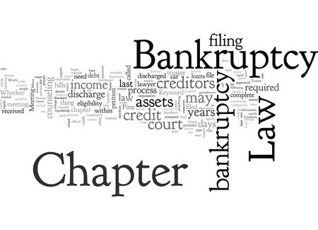 bankruptcy law chapter