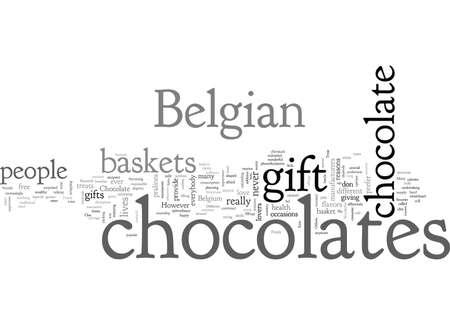 belgian chocolate gift