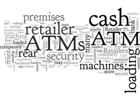 ATMs How Does The Retailer Decide
