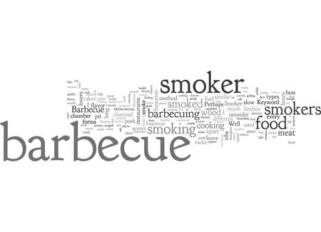 Fumatore Barbecue