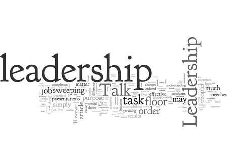 Can Leadership help Your Career Vector Illustratie