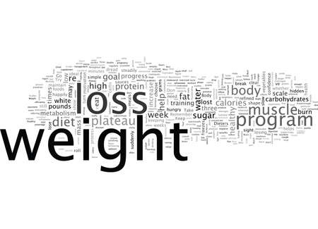 Bust Through the Weight Loss Plateau