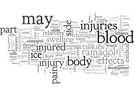 Body Reactions to Injuries and Possible Treatments Reklamní fotografie - 132215186
