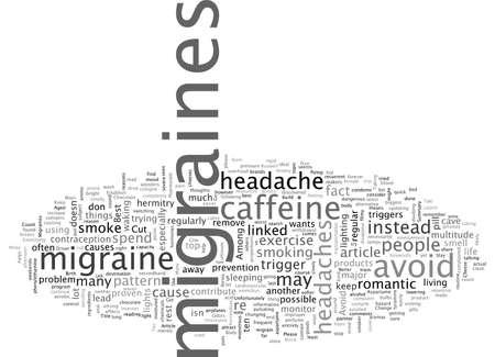 Best Ten Ways To Avoid Migraines