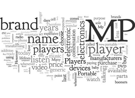 Brand Name Or Generic Mp And Mp Players Which To Buy
