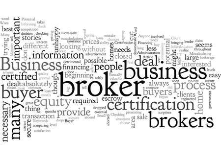 Broken Woes of the Business Broker