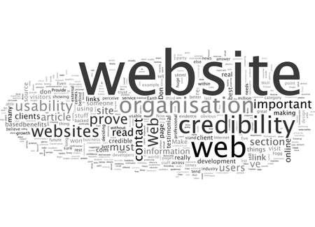 Beyond Web usability Web credibility