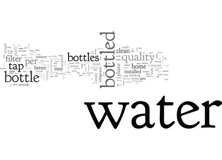 Bottled Water Direct From the Tap