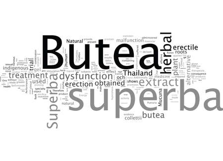 Butea Superba Promotes Energy And Performance