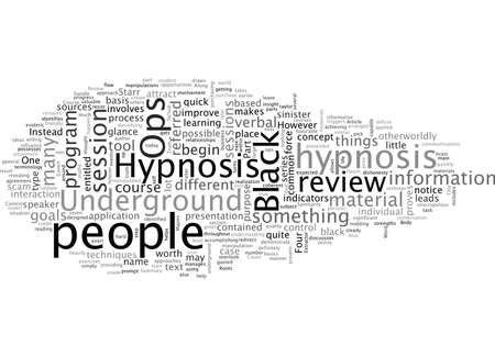 Black Ops Hypnosis Underground Hypnosis Course In Depth Review