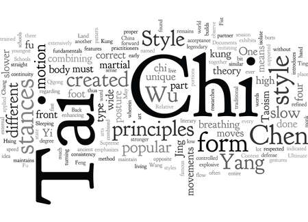 Brief Context of Tai Chi