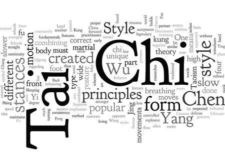 Brief Context of Tai Chi