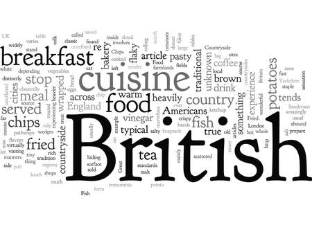 British Food In The Countryside