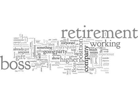 Boss Retirement Gifts