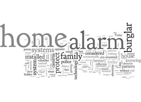 burglar alarm system manufacturer 写真素材 - 132215410