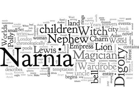 C S Lewis The Magician s Nephew Illusztráció