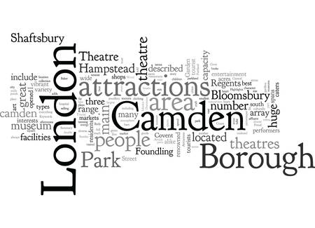 Camden Tourist Attractions Highlights