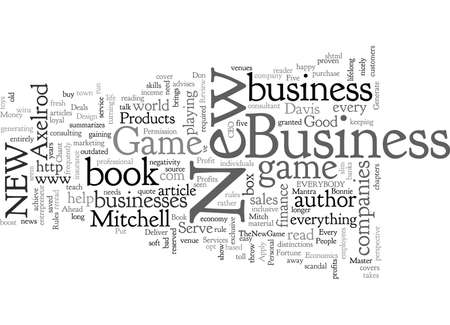 Book Review The NEW Game Of Business