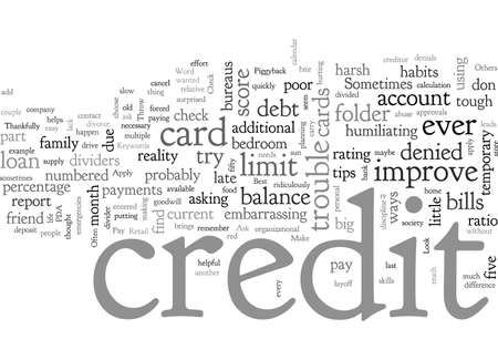 Best way to improve credit score Çizim