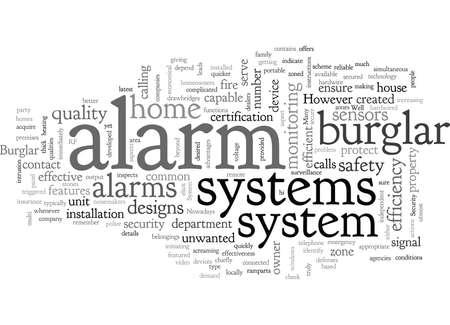 burglar alarm security system 版權商用圖片 - 132215537
