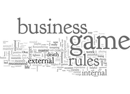 Business Is A Game