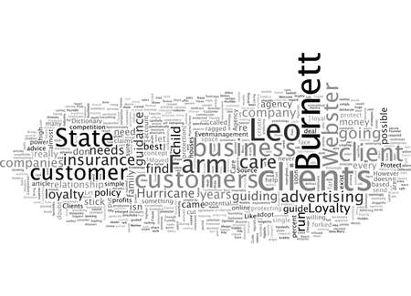 Can Three Words In Webster s Dictionary Be The Key To Customer Loyalty Illustration
