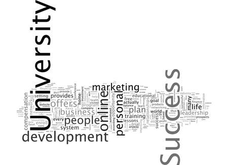 Can Success University Become Your Source For Success Illustration