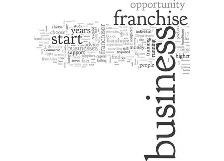 Buy A Franchise Or Start A Business