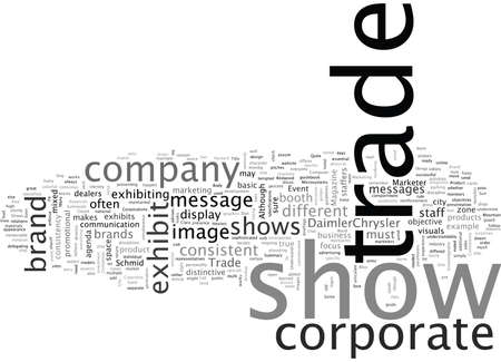 Brand Consistency At Trade Shows