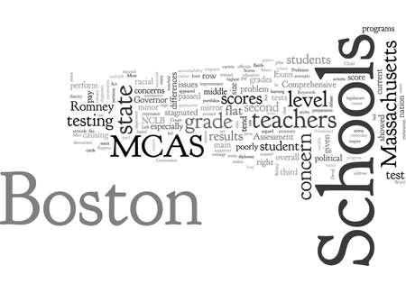 Boston Schools Battle Over Mcas Scores