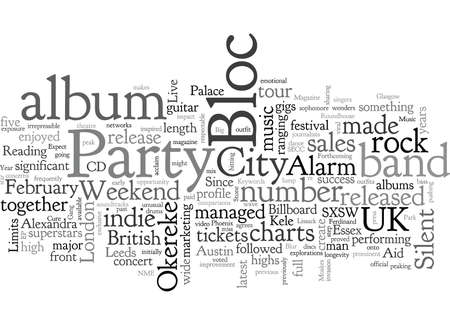 British Rock Bloc Party