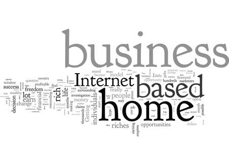 Can A Home Based Business Make You Rich Çizim