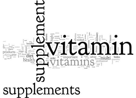 Can Vitamin Supplements Be Harmful