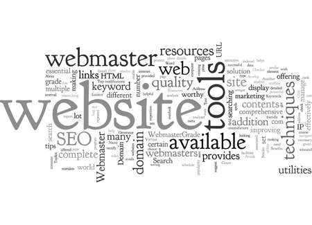 Benefits Of Webmaster Toolkit And Resources